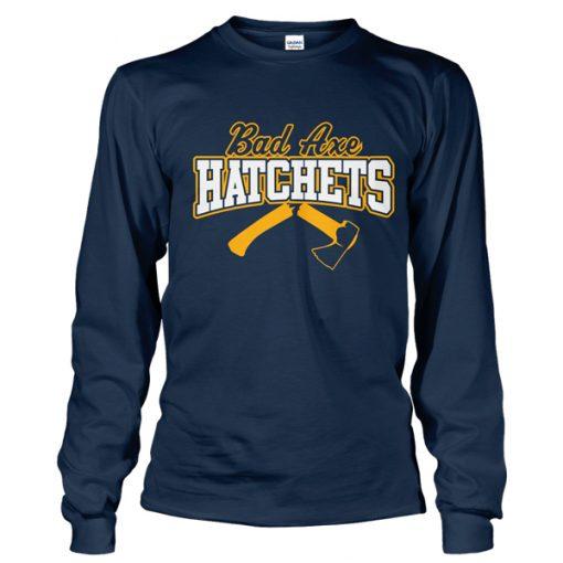 Hatchets Long Sleeve T