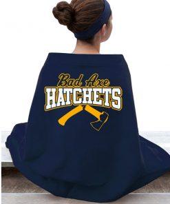 Hatchets Stadium Blanket