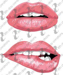 fan lips